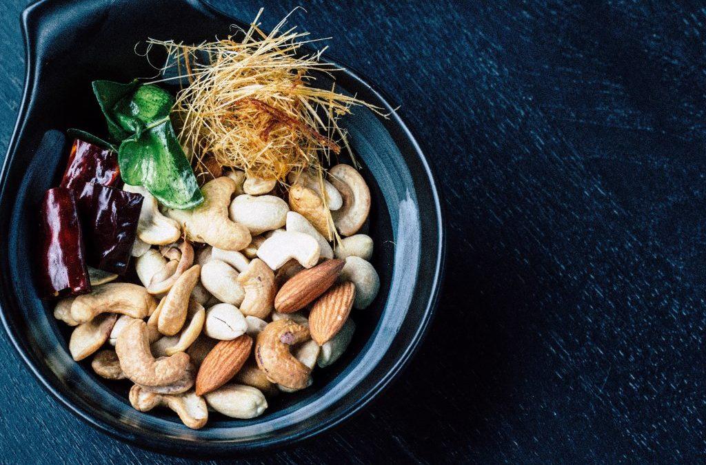 Se vilka nötter och frön som är bra för din dosha
