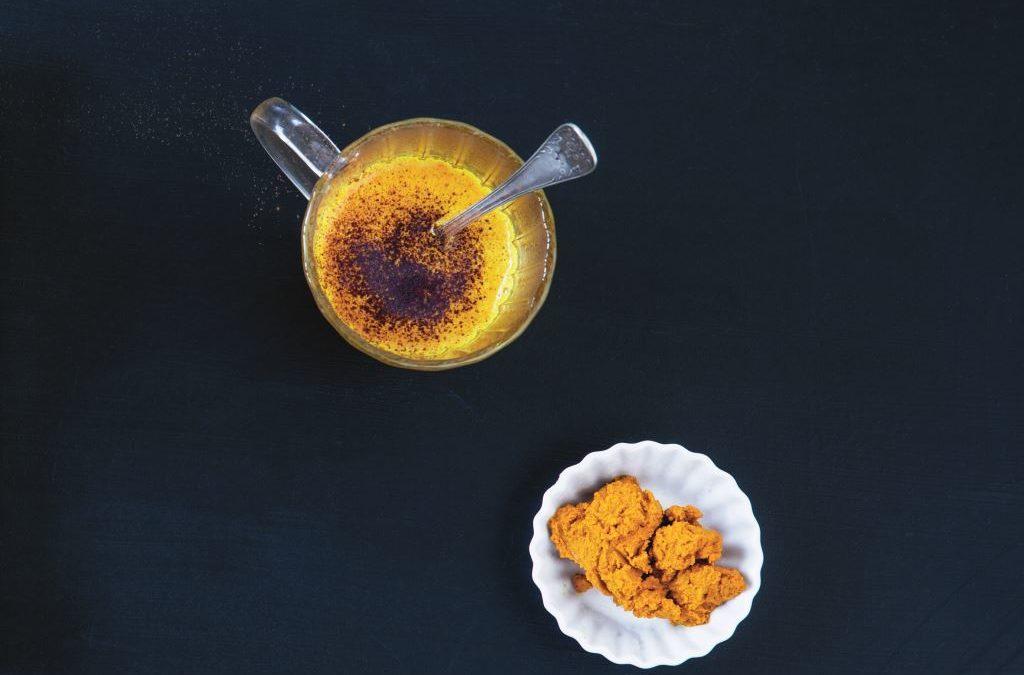 Recept: Så här lagar du hälsodrycken golden milk