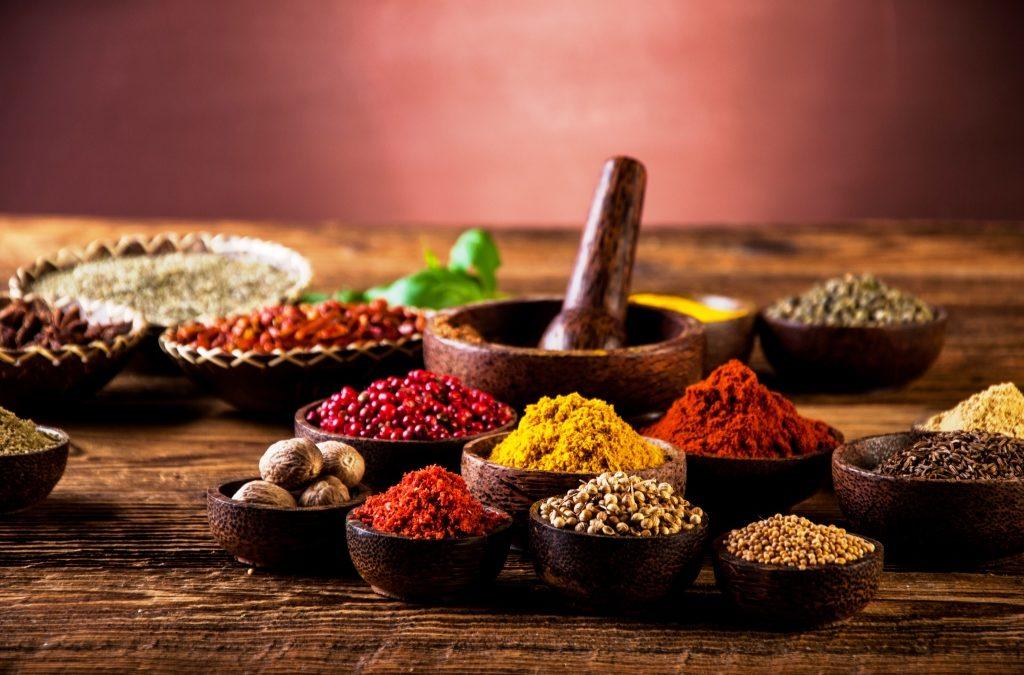 Inspireras till en vegetarisk heldag med ayurvediska smaker!