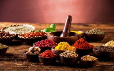Recept på vegetarisk mat med ayurvediska smaker för en hel dag.