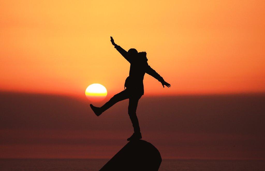 Balanserandet hjälper dig att leva din fulla potential!