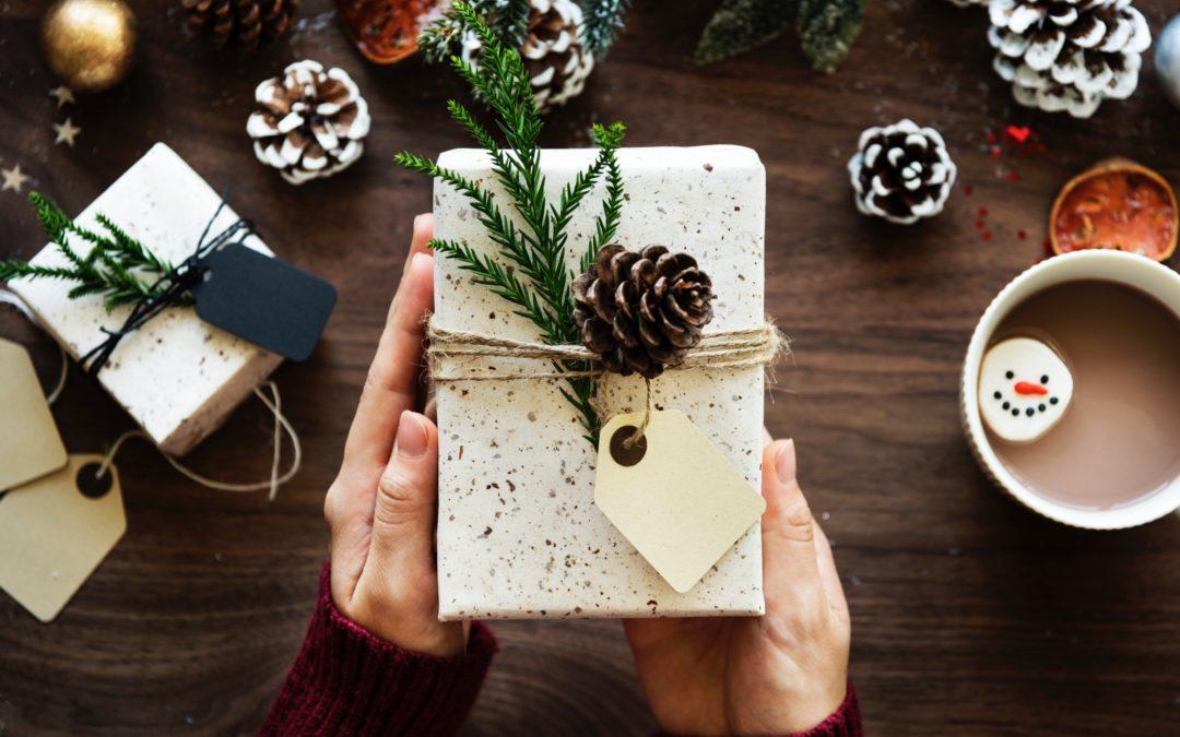 Julklappstips: Ge bort en hemmagjord ansiktsskrubb!