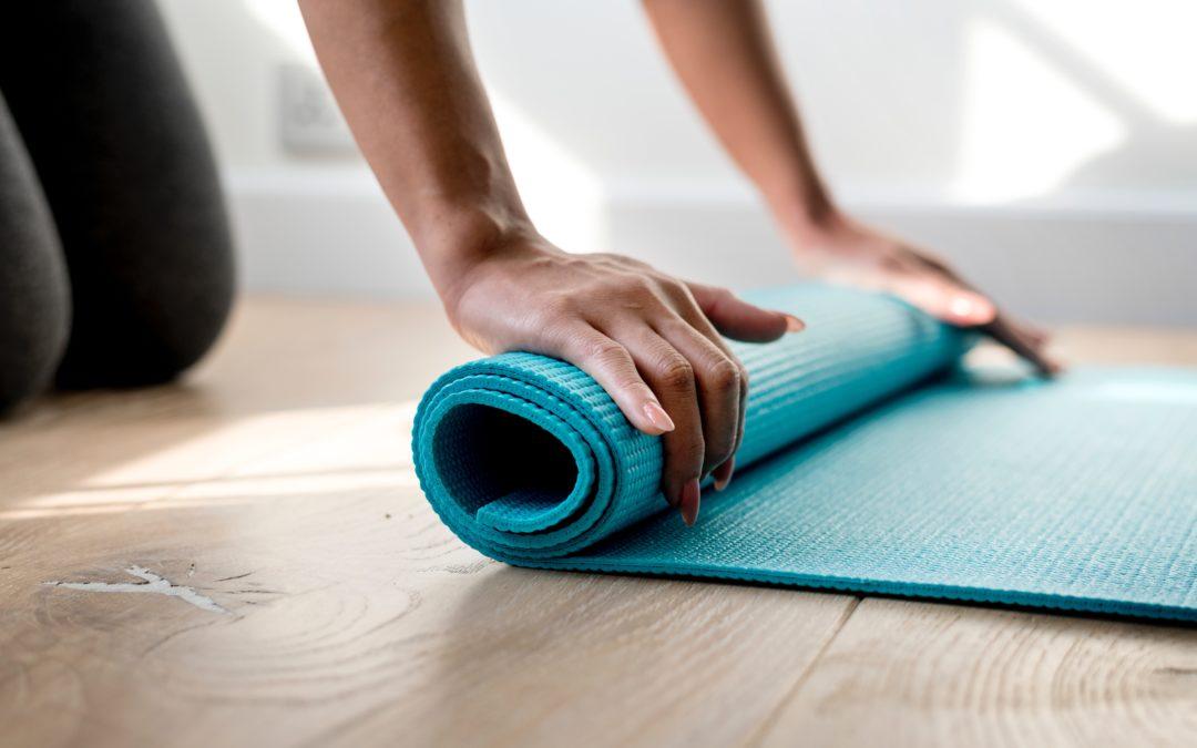 Vårtrötthet: Här är 15 minuter yoga för energi