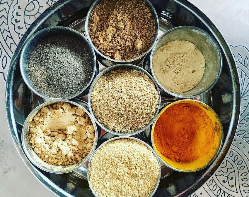 5 (goda) kryddor för din matsmältning