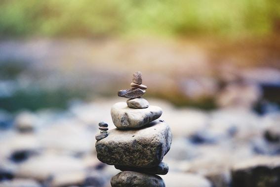 Så här vet du att du är i balans!