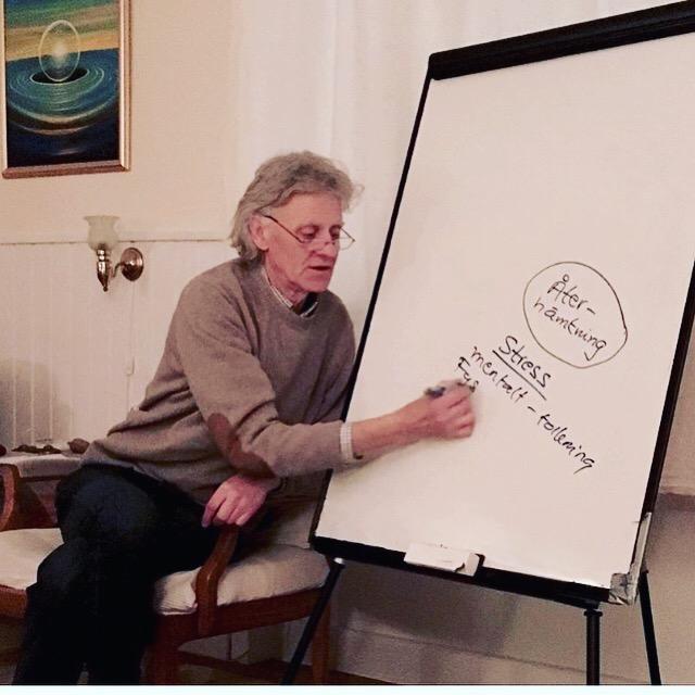 Podd: Om meditation & återhämtning med Johan Ljungsberg