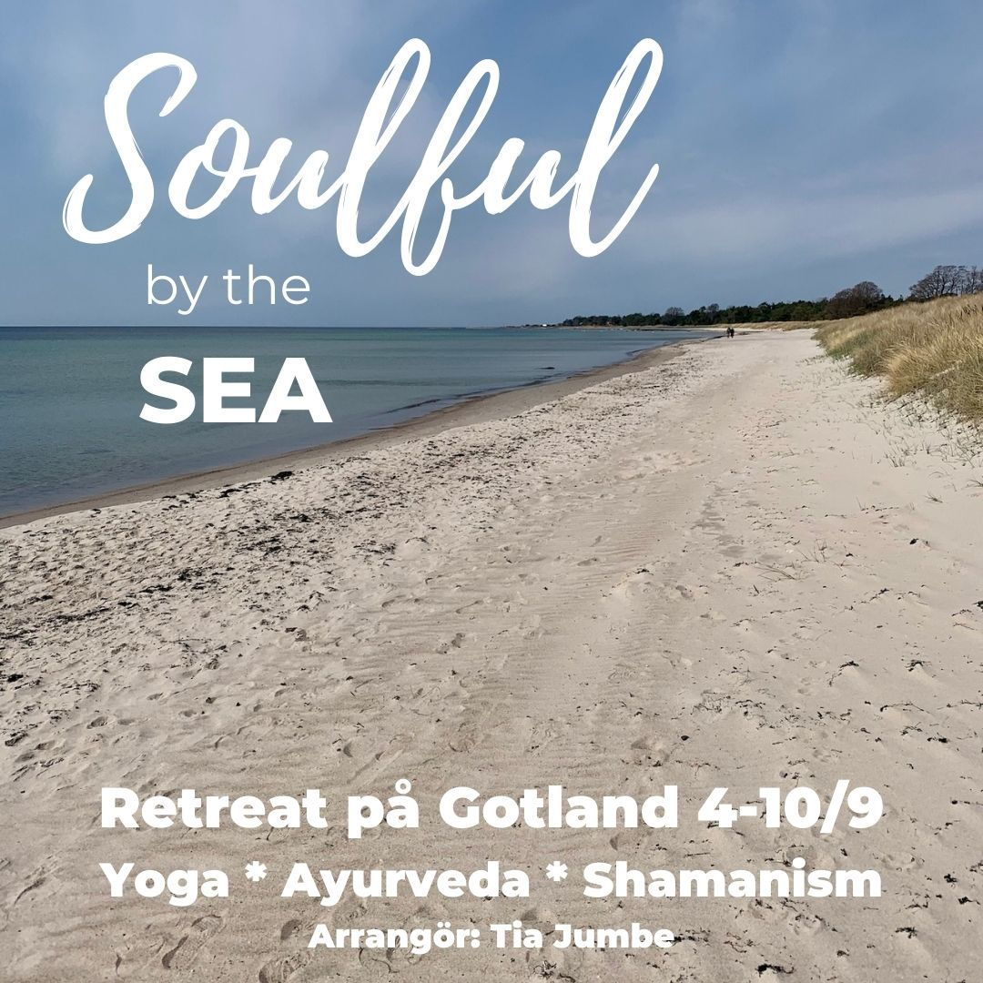Retreat 4-10/9: SOULFUL by the SEA